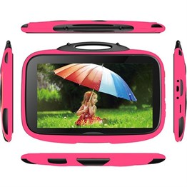Everest EVERPAD SC-735 Happy Kids 7 Tablet PINK