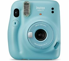 INSTAX MINI 11 SKY BLUE TH EX D