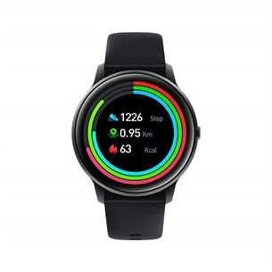 XIAOMI MI IMILAB KW66 3D SMART WATCH GLOBAL BLACK