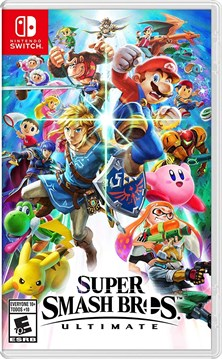 NINTENDO SUPER SMASH BROS ULTIMATE